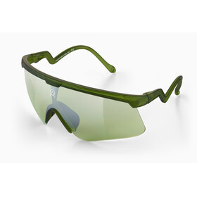 ALBA Optics Delta Mr Green Glasses erba green